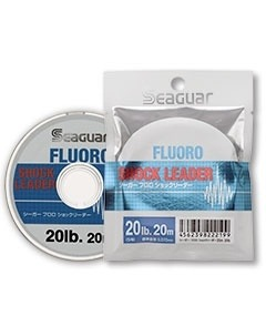 Seaguar Fluoro Shock Leader 30m, #2
