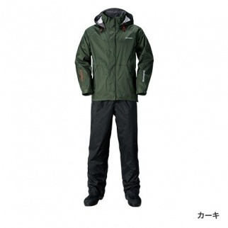 Костюм Shimano DS Basic Suit RA-027Q Green