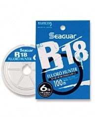 Флюорокарбон Seaguar R18 Fluoro Hunter 100m