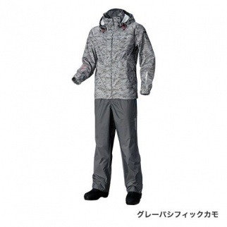 Костюм рыболовный Shimano DS Basic Suit RA-027Q Grey Khaki